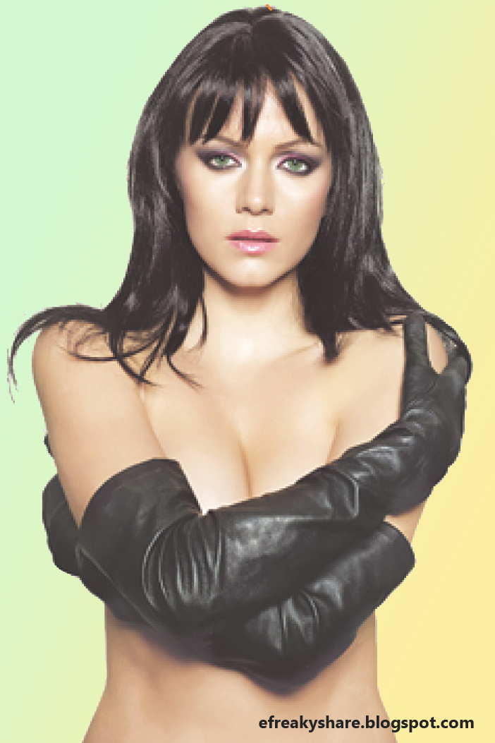 Kathy lloyd nude