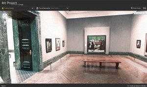 Google Art Project Museum and Gallery