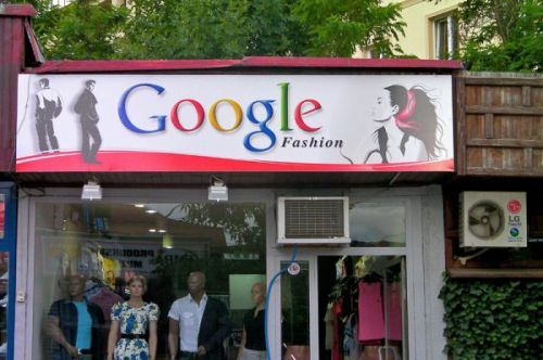 google fashion