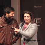 Farah Khan and Kabir Khan at Indian Film Festival Melbourne 2013