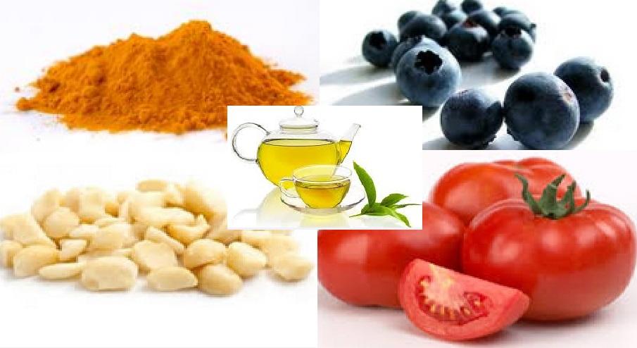 top 5 beauty foods