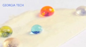 liquid repellant paper